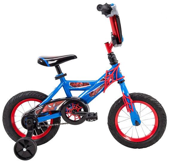 Детский велосипед Марвел «Человек Паук»