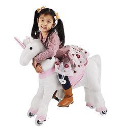 механические пони, поницикл, пони на колесах, единорог, лошадь, unicorns