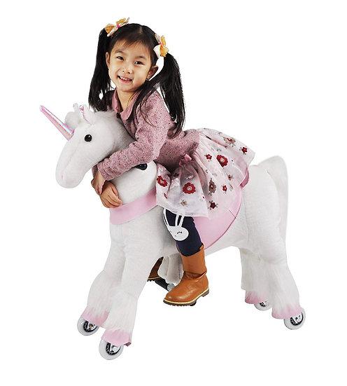 Механический Пони (Единорог белый) 5-12 лет