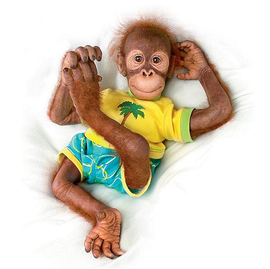 Обезьянка орангутанг Ollie