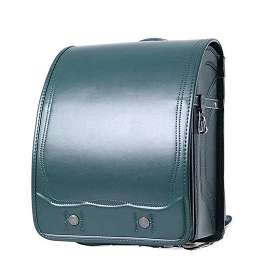 Школьный портфель (зелёный)