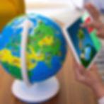 Интерактивный мир Глобус для детей