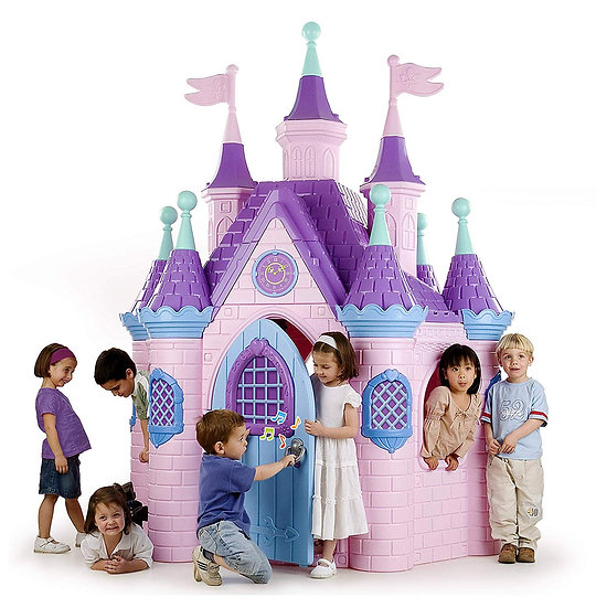 Замок принцесс