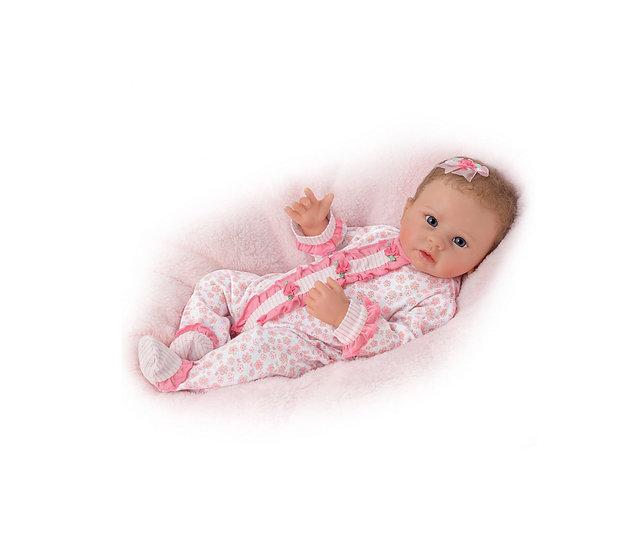 Дышащая Кукла Кети