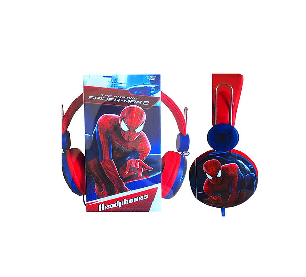Наушники Spider-Man