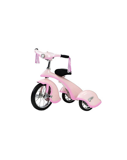 Трехколесный Велосипед PINK FAIRY