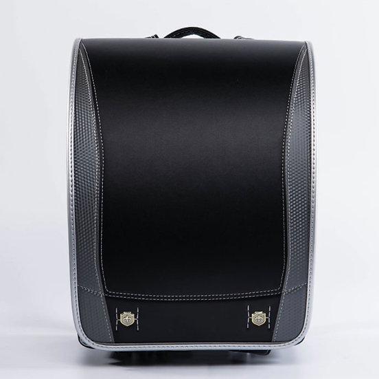 Школьный портфель (чёрный со звёздами)