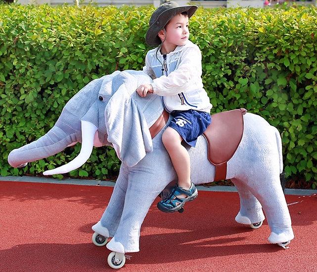 Механический Слон 3-6 лет