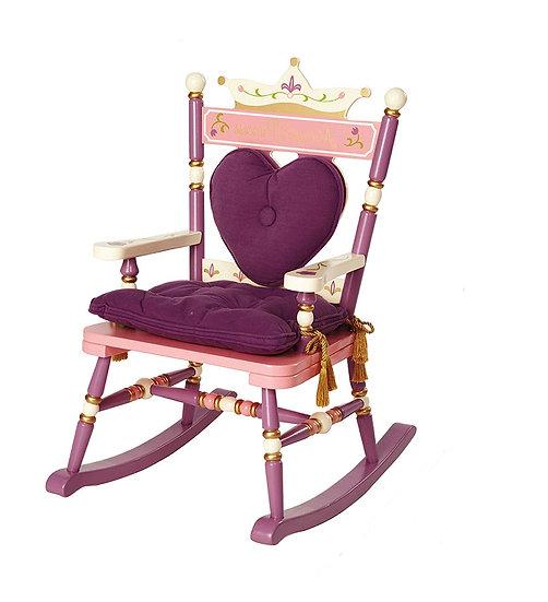 Кресло-качалка (фиолетовый)