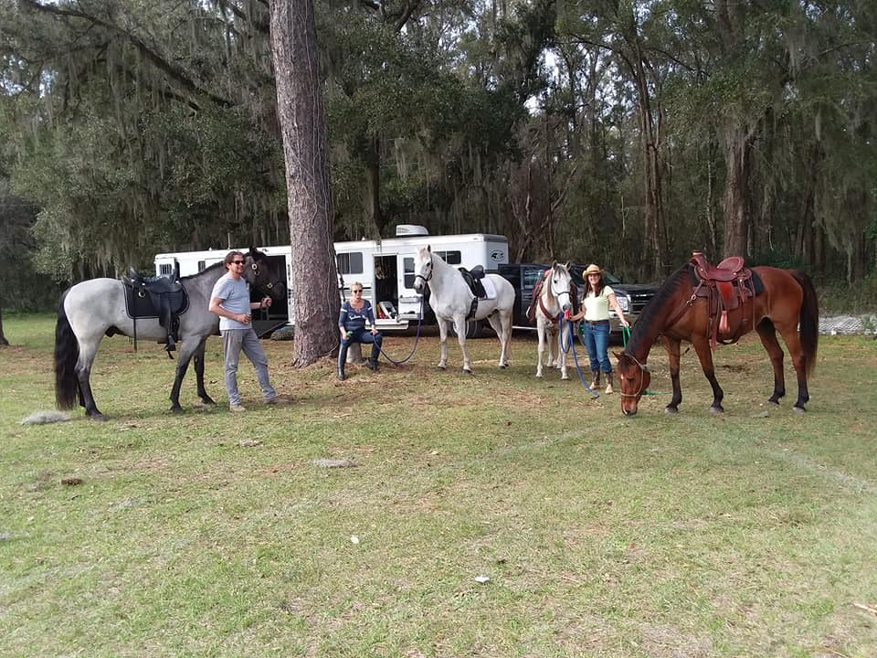 FLA Horse Park Trail Ride