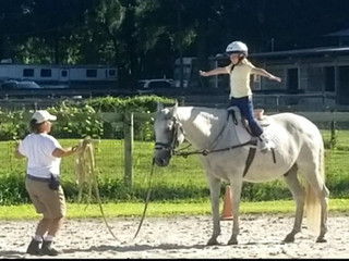 Horse Riding Lessons: ages 2 and older