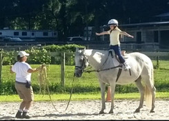 Riding Lessons: ages 2 +