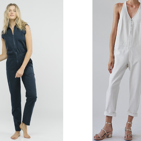 Spring dresses and jumpsuits