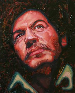 Bully, Oil on Canvas, 25cm x 30cm, Jun 0