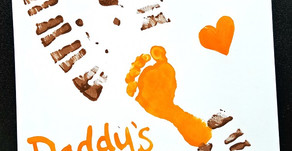7 Father's Day Keepsake Craft Ideas - for Kids