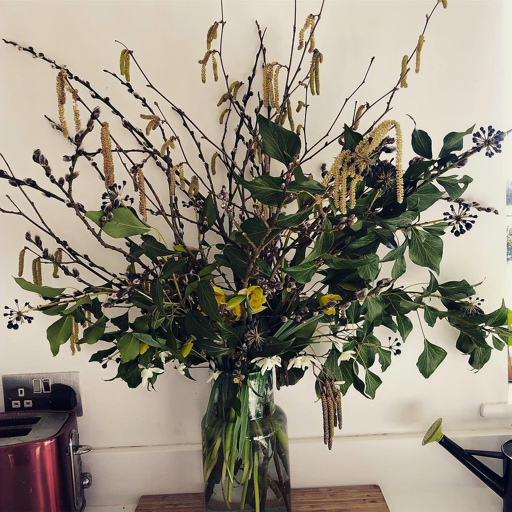 Hedgerow bouquet