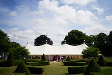 Country Estate Outdoor Wedding Scampston