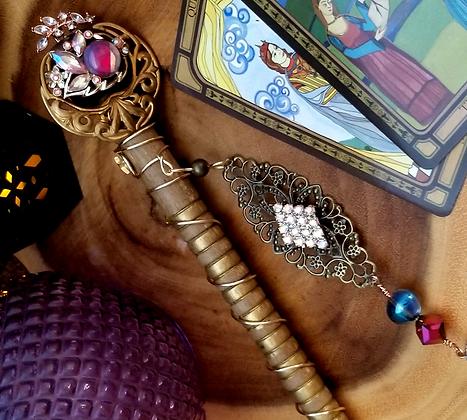 Gypsy Witch Wand