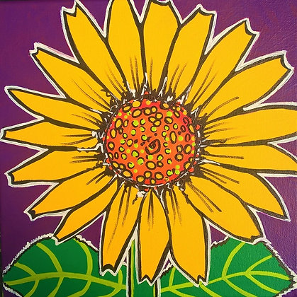 Super Sunny Sunflower