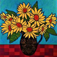 vintage sunflowers .jpg