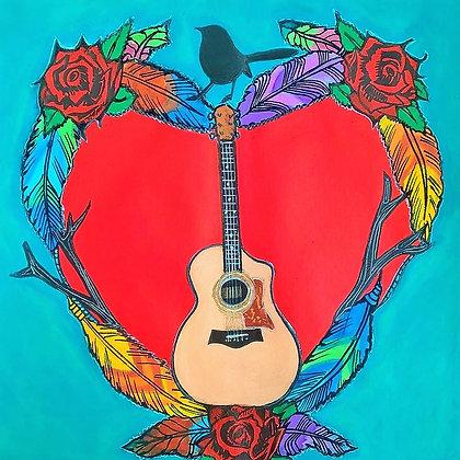 Hearts and Guitars