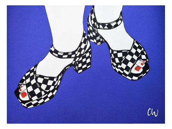 Skankin Shoes