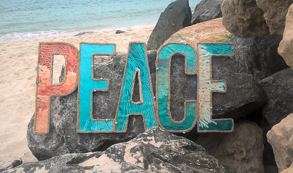 Peace on the Rocks