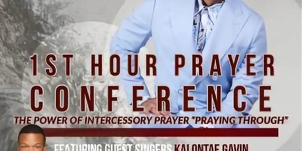 1st Hour Prayer Conference