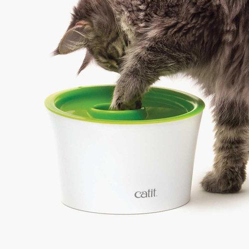 Comedouro Hagen Catit Multi Feeder 3X1 para Gatos
