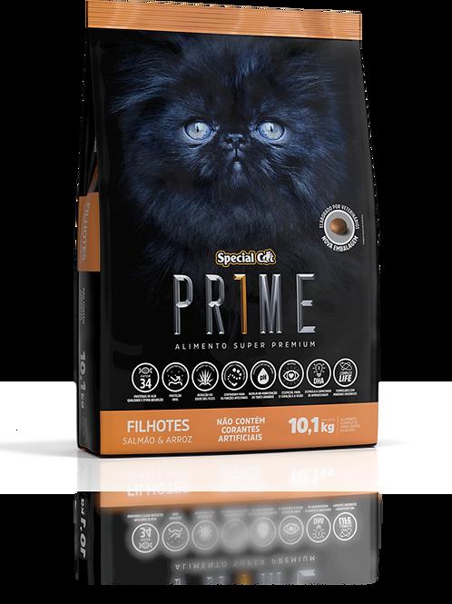 Ração Special Cat Prime Super Premium Filhotes Salmão e Arroz
