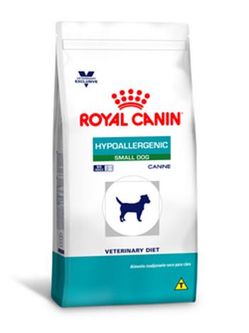 Ração Royal Canin Hypoallergenic Small Dog 2 Kg