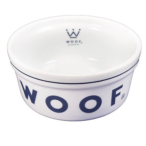 Comedouro Porcelana Woof