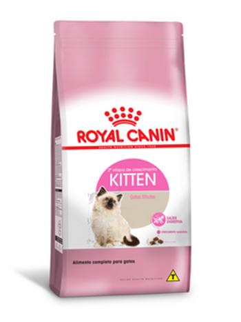 Ração Royal Canin Kitten Gatos Filhote 1,5Kg