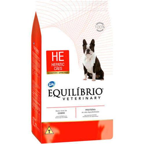 Ração Equilíbrio Veterinary Hepatic 2 Kg