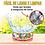 Thumbnail: Comedouro Cerâmica Snoopy