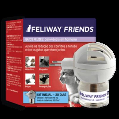 Feliway Friends Ceva Difusor