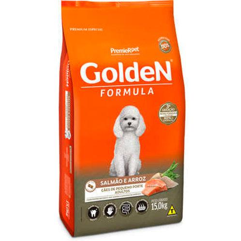 Ração Golden Formula Cães Adulto Salmão e Arroz