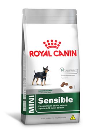 Ração Royal Canin Mini Sensible Adulto 7.5kg