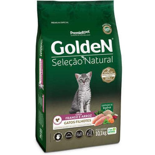 Ração Golden Seleção Natural Gatos Filhote