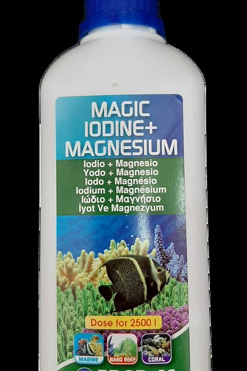 Magic Iodine + Magnesium JBL 250 ml