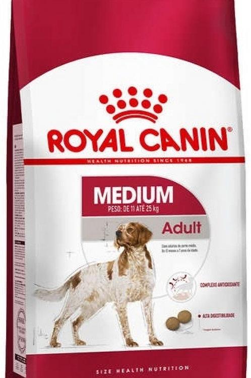 Ração Royal Canin Cães Medium Adulto 15 kg
