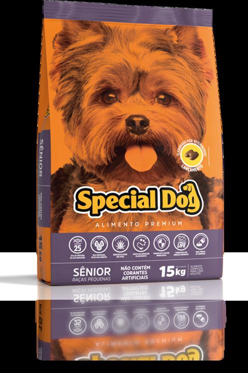 Ração Special Dog Premium Raças Pequenas Sênior 15Kg