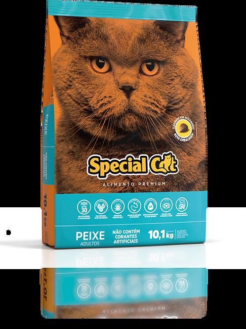 Ração Special Cat Premium Gatos Adultos Peixe