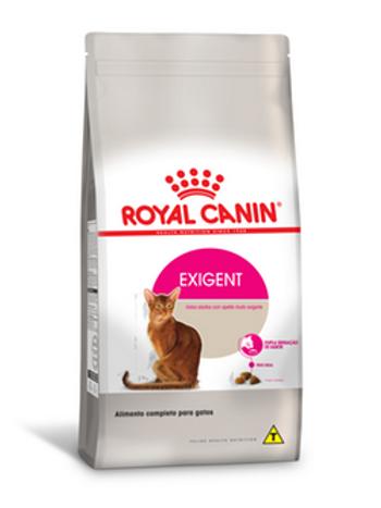 Ração Royal Canin Exigent Gatos Adulto