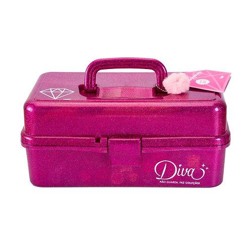 Maleta Organizadora Glitter - Diva Uatt