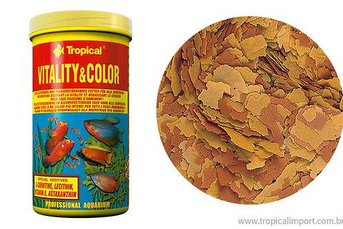 Ração Vitality & Color Flakes