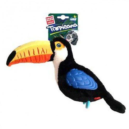 Brinquedo Tucano Pelúcia GiGwi