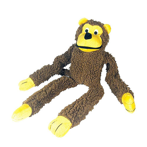 Brinquedo Macaco Pelúcia Chalesco
