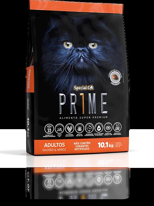 Ração Special Cat Prime Super Premium Adultos Salmão e Arroz 10,1 kg