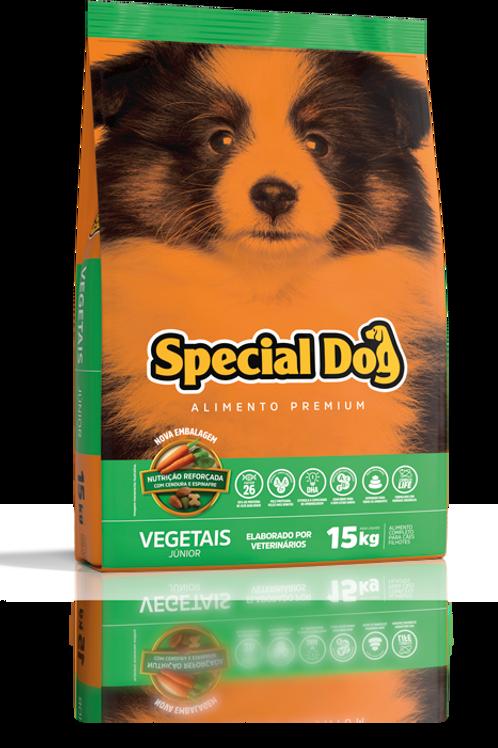Ração Special Dog Premium Vegetais Júnior